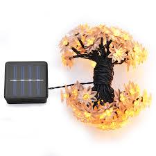 Image Solar <b>String</b> Lights Christmas <b>Fairy Lotus</b>-<b>flower</b> Lights ...