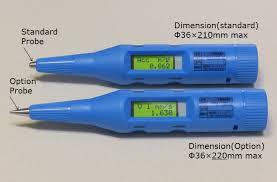 Pen Type Vibration Checker - Welcome to Fine Techno Coporation