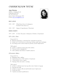 cv english shop assistant resume maker create professional cv english shop assistant cv example cv template sample cv writing a cv include objective cv