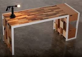 awesome clue that they are recycled stuff home design inspiration ideas home design designs ideas cozy reclaimed wood desk office diy home office desk recycled