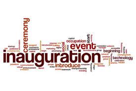 「inauguration」の画像検索結果
