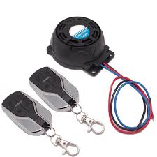 Online Shop <b>12V Motorcycle Alarm</b> Universal <b>Motorcycle Security</b> ...