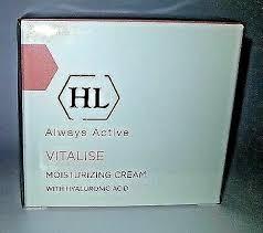 <b>Holy Land Vitalise Moisturizing</b> Cream With Hyaluronic Acid 50 Ml ...
