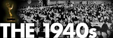 A History of Emmy - The 1940s | Television Academy