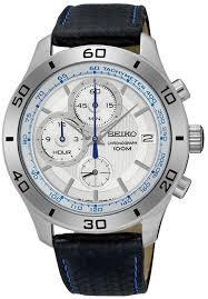<b>Часы Seiko SSB191P1</b> — купить в интернет магазине | TimeOn