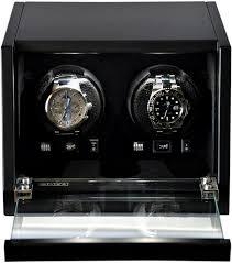 Luxury Display Dual Automatic Watch Winder model:<b>Castle</b>-02MB ...