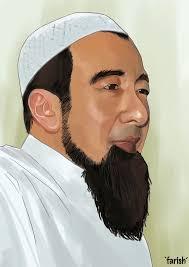Ustaz Azhar Portrait by saurukent - ustaz_azhar_portrait_by_saurukent-d4s2oyr