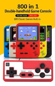 Pocket <b>800</b> in <b>1 Retro</b> Game 3 Inch screen Handheld Game Box ...