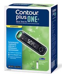 Глюкометр <b>Контур</b> Плюс Уан (<b>Contour Plus</b> One) купить, цена в ...