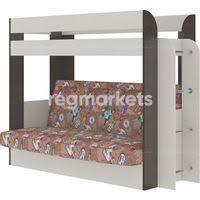 Двухъярусная <b>кровать атлант карамель</b> 77-02 сосна карелия ...