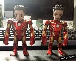 bootleggery rears its head in a new form this time as a artist mix figure featuring the designs of touma for hot toys truthfully i am dying to own the bootleg iron man 2 starring