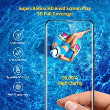 <b>2.5D 9H</b> Clear Protective <b>Tempered Glass</b> Screen <b>Protector</b> ...