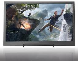 High resolution 1920*1080 portable 15.6 inch LED monitor for VESA ...