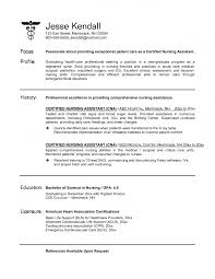 icu nurse rn resume objective nursing resume  seangarrette conursing assistant resume objective for certified nursing assistant objective