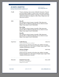 free resume and cover letter templates  socialsci co