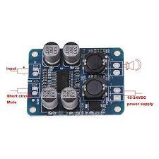 <b>TPA3118</b> PBTL Mono Digital <b>Amplifier</b> Board 1X60W 12V 24V ...