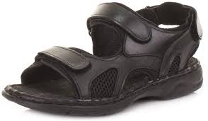Mens <b>Real Leather</b> Outdoor <b>Summer</b> Sandals: Amazon.co.uk ...