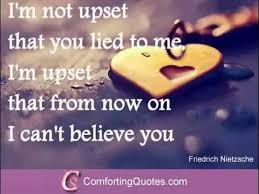 Broken Trust Quotes and Sayings - Once Trust is Broken Quotes ...