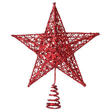 Star <b>Christmas</b> Tree Decoration with Shimmering Powder Sale ...