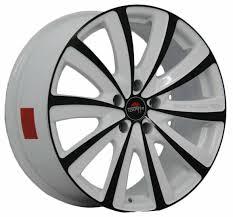 Колесный диск Yokatta Model-22 <b>6.5x16/5x114.3 D60</b>.<b>1</b> ET45 W+B ...