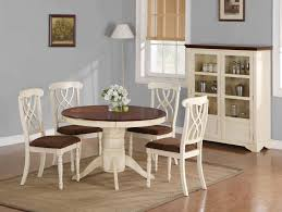 Transitional Dining Room Furniture Included Dr Rm Mabrymabry Espresso Pc Dining Set With Red Chairs