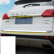 <b>Lsrtw2017</b> Stainless Steel Car Trunk Anti collision Strip for Great ...