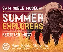 Image result for sam noble museum jobs