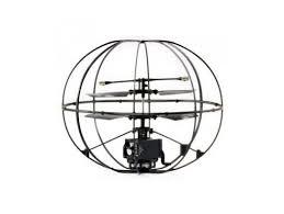 Летающий шар <b>HappyCow Robotic</b> UFO Mini с защитой от ...