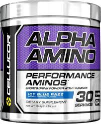 <b>Аминокислоты</b> Cellucor <b>Alpha Amino</b>