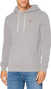 <b>Levi's</b> Men's <b>Original Hoodie</b>, Grey at Amazon Men's Clothing store