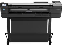 <b>HP DesignJet T830</b> Multifunction Printer series Software and Driver ...