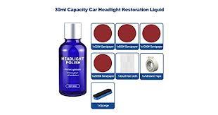 KKmoon Automobile <b>Headlight Restoration</b> Kits <b>Car Headlight</b> ...