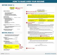 resume template here39s what a mid level professional39s should 85 amazing how to make resume one page template