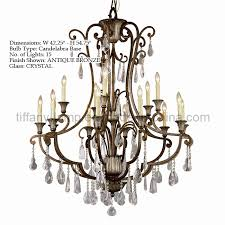 China <b>Modern European Crystal Chandelier</b> (Tr024-15p) - China ...