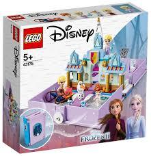 <b>Конструктор LEGO Disney</b> Princess 43175 Книга сказочных ...