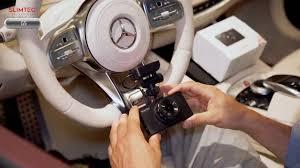 Автомобильный <b>видеорегистратор Slimtec G5</b> с GPS-трекингом ...