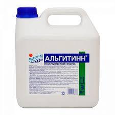 Маркопул Кемиклс М06 АЛЬГИТИНН, 3л канистра, <b>жидкость для</b> ...