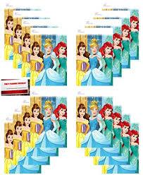 Princess Dream Big Disney (16 Pack) Party Plastic ... - Amazon.com
