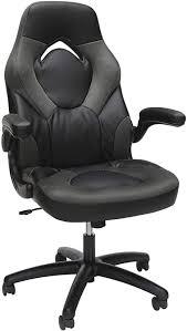 OFM ESS Collection Racing Style Bonded Leather ... - Amazon.com
