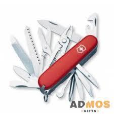 <b>Нож перочинный Victorinox Craftsman</b> 91мм 24 функции красный ...