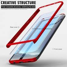 H&A Luxury 360 Degree Full <b>Cover</b> Phone <b>Case For</b> Samsung ...