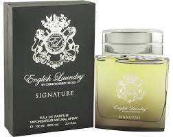 <b>English Laundry Signature</b> Cologne by English Laundry