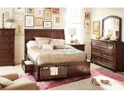 the hanover storage bedroom collection cherry bedroom furniture brands