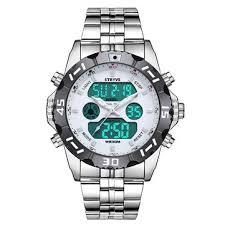 <b>stryve</b> s8011 dual display digital watch at Banggood