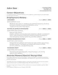 high school graduate resume sample job resume high school student resume example job