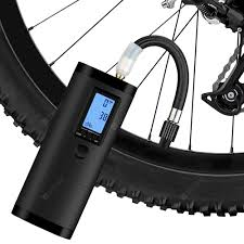 <b>High Pressure</b> Portable Electric Motorcycle Barometer Black Bike ...