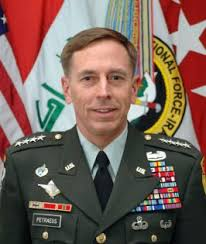 General David Petraeus, newly-appointed Commander of US Forces in Afghanistan, collapsed at a press conference today and was pinned for several long minutes ... - david-petraeus