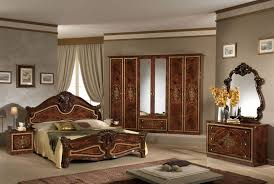 cool framed vanity mirror plus small table lamp design feat contemporary brown italian bedroom furniture set bedroom italian furniture