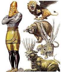 Image result for lion of daniel 7