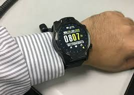 <b>Rollme S08</b> Smartwatch 4G with Dual Camera Review   techxreviews